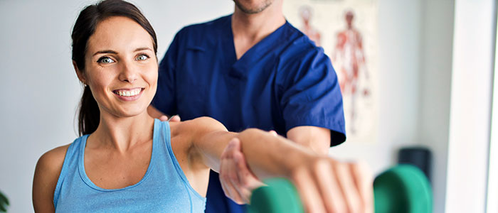 get shoulder pain relief at our chiropractic office