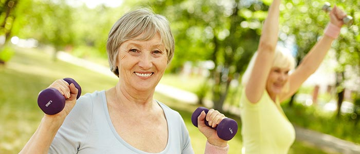 Chiropractic Care in Greenville When You've Just Started Exercising Again